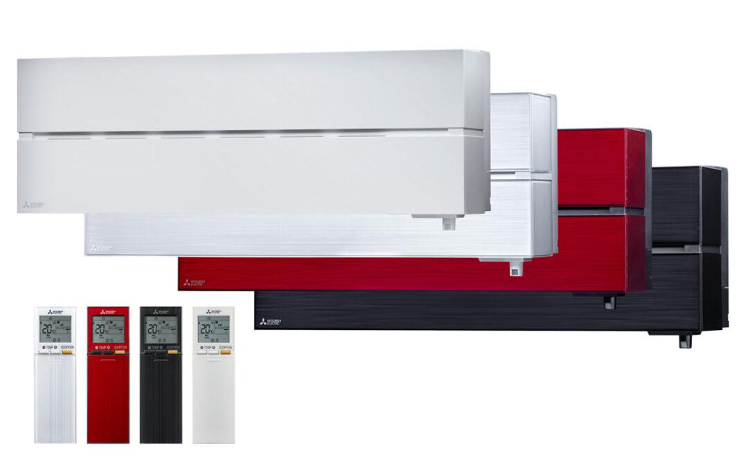 Mitsubishi Electric MSZ-LN – den nya tidens luftvärmepump
